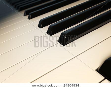 piano keys macro