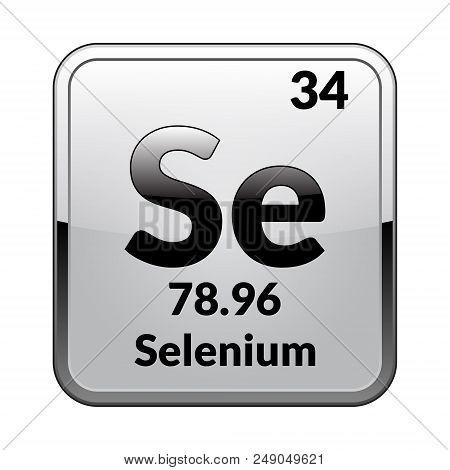 Selenium Symbol Vector Photo Free Trial Bigstock