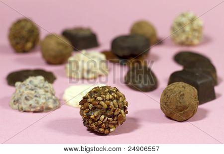 Belgian Truffle Chocolates