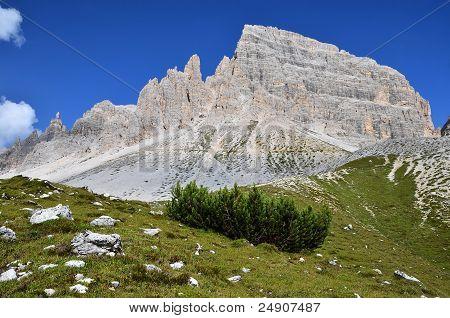 Sexten Dolomites, Italy
