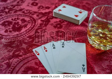 A Playing Card Is A Piece Of Specially Prepared Heavy Paper, Thin Cardboard, Plastic-coated Paper, C