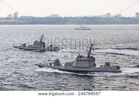 Multinational Maritime Exercise Sea Breeze 2018