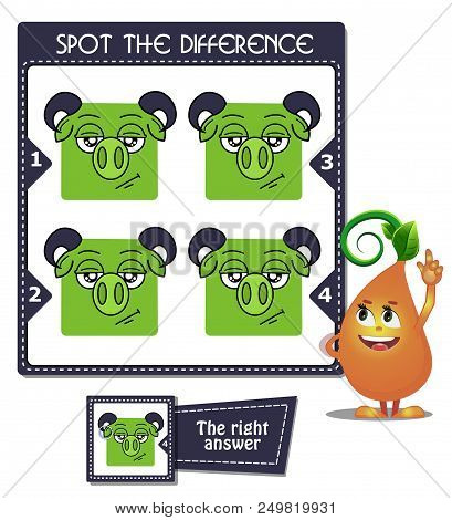 Spot The Difference сapricorn