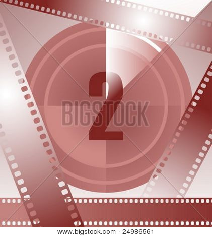 film countdown at number 2