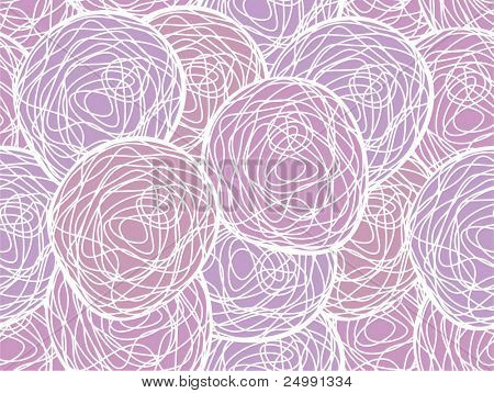 abstract roses seamless pattern background