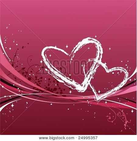 St.Valentine's Day background