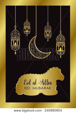 eid al adha luxury a4 vector photo free trial bigstock