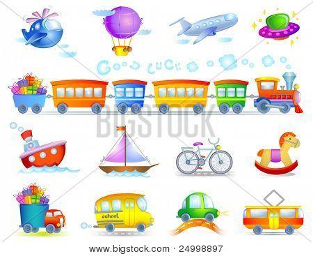 types of transport