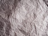 white crumpled paper texture background, brown recycle crumpled paper for background : crease of brown paper textures backgrounds for design, decorative. paper textures concept. poster