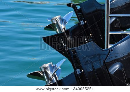 Powerboat Outboard Engines And Propellers, South Africa