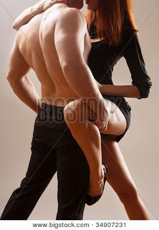temptation woman and man