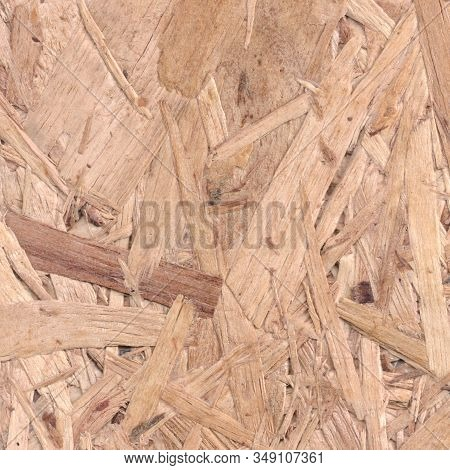 The Osb Wood Processing Material For Decoration