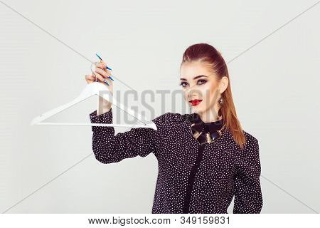 Background, Clothing, Clothes, Color, Hanger, Female, Business, Style, Fashion, Woman, Formal, Garme