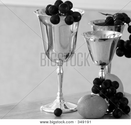 Goblets & Grapes