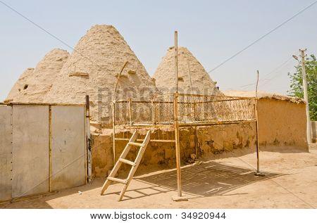 Traditional mud brick