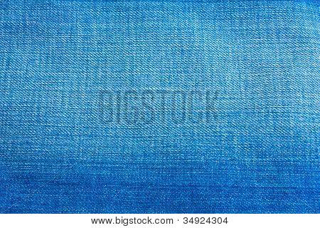 Blau Jean Stoff Textur Hintergrund
