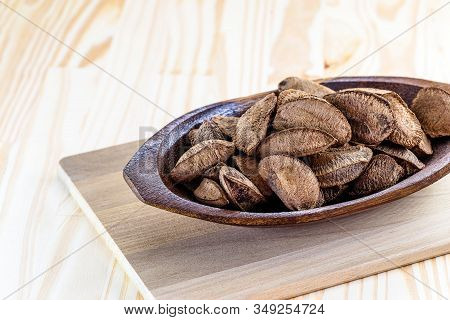 Brazil Nuts, Amazon Nuts, Acre Nuts, Brazil Nuts, Amazon Nuts, Bolivian Nuts.space For Text.
