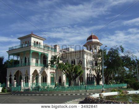 Palace Near Jagua Hotel, In Cienfuegos
