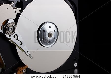 How Does The Computer's Hard Drive Work From The Inside