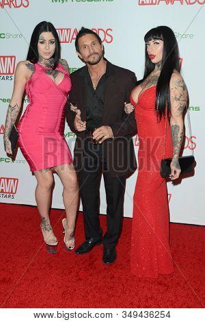 LAS VEGAS - JAN 12:  Tommy Gunn at the 2020 AVN (Adult Video News) Awards at the Hard Rock Hotel & Casino on January 12, 2020 in Las Vegas, NV