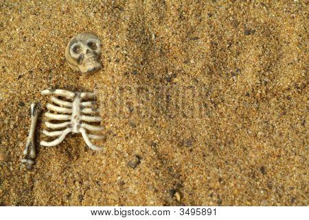 Skeleton Background