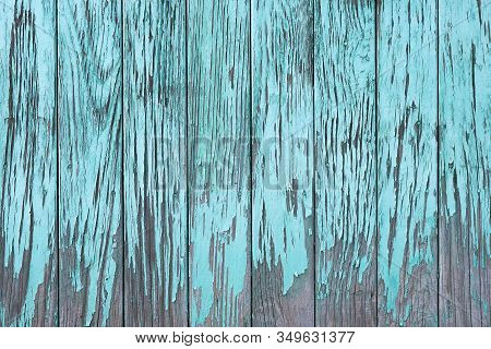 Wooden Rustic Wall Background. Colored Wooden Rustic Wall Background. Wood Wall Texture Background.
