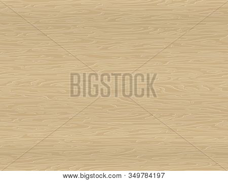Seamless Wooden Surface Background. Eps 10 Vector File