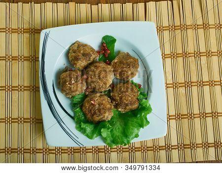 Paleo  Salisbury Steak Meatballs