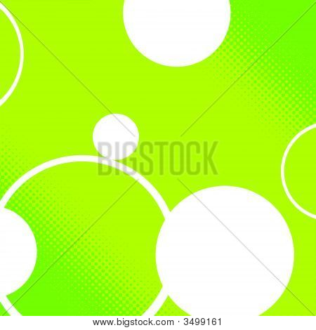 An illustration of a abstract 2d background pattern. poster