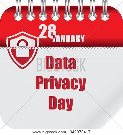 Calendar For Data Privacy Day - January Event