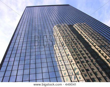 All Glass Skyscraper