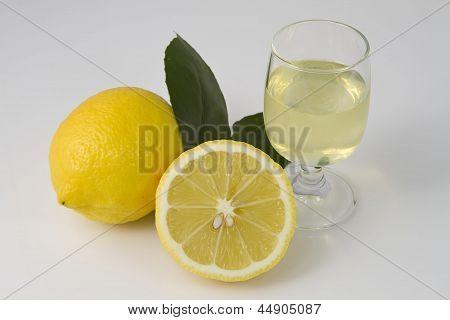 Lemon and Limoncello
