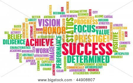 Success and Status to Achieve in Life