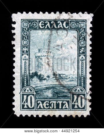 White Tower Of Salonika