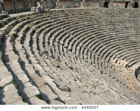 Ancient Theater Ruins