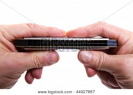 Hands With A Harmonica