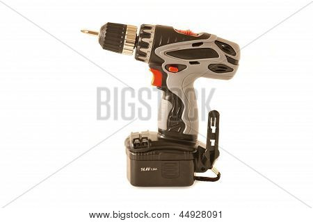 Battery Screwdriver