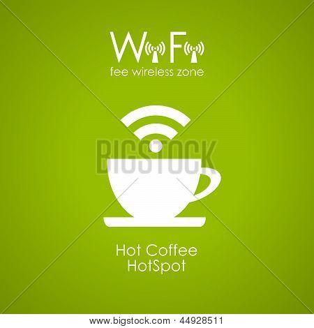 Internet cafe poster design