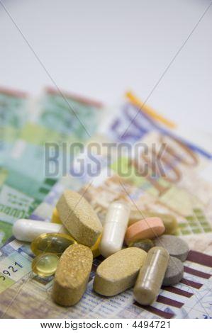 Money And Vitamins