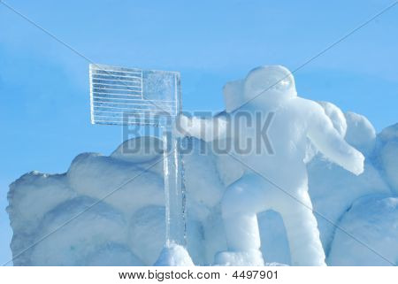 Ice Spaceman