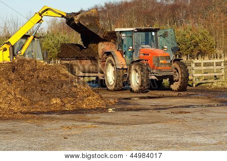 Topping Up With Manure