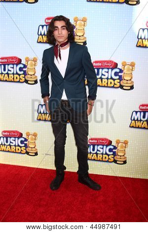 LOS ANGELES - APR 27:  Blake Michael arrives at the Radio Disney Music Awards 2013 at the Nokia Theater on April 27, 2013 in Los Angeles, CA