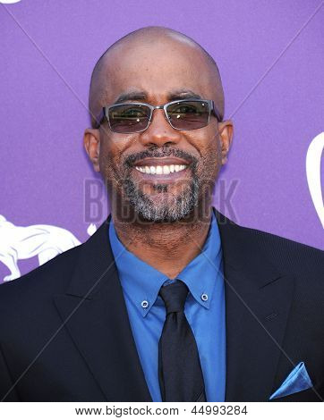 LAS VEGAS - APR 07:  Darius Rucker arrives to the Academy of Country Music Awards 2013  on April 07, 2013 in Las Vegas, NV.