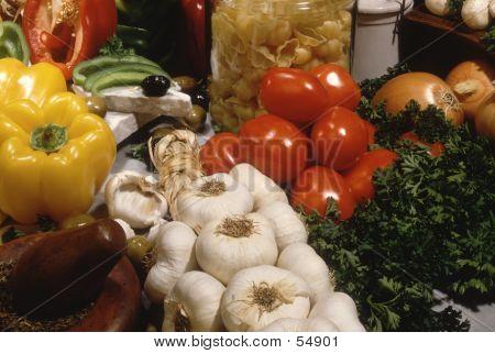 Garlic Tomato
