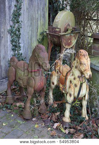 Old Rocking Horses