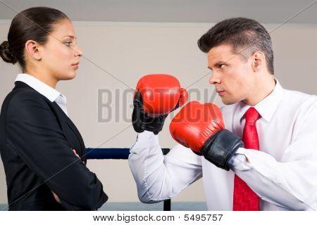 Unequal Fight