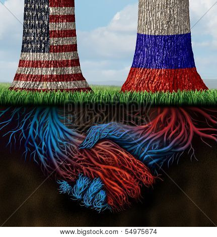 Usa Russia Cooperation