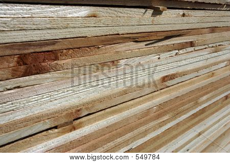 Lumber And Lines