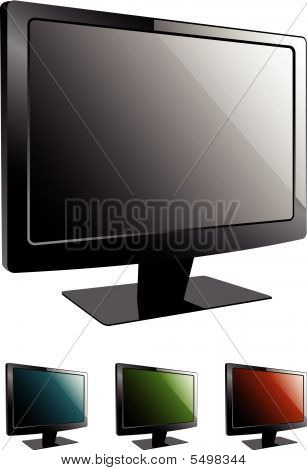 Television Tv Lcd