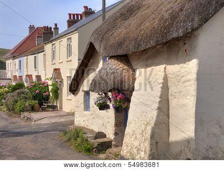 Thatched Cottage, Devon